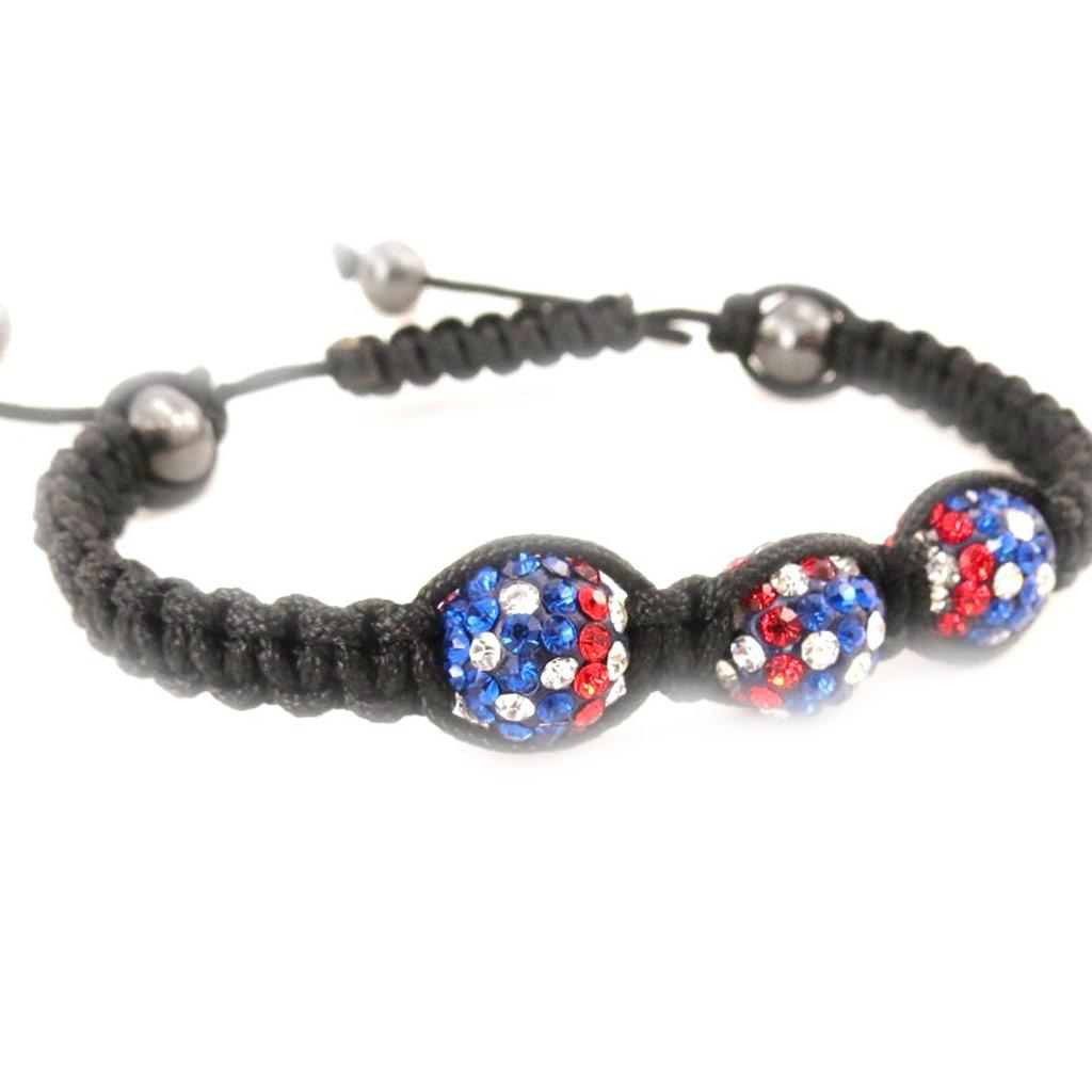 Bracelet ethnique \'Shambhala\' America - [J3724]