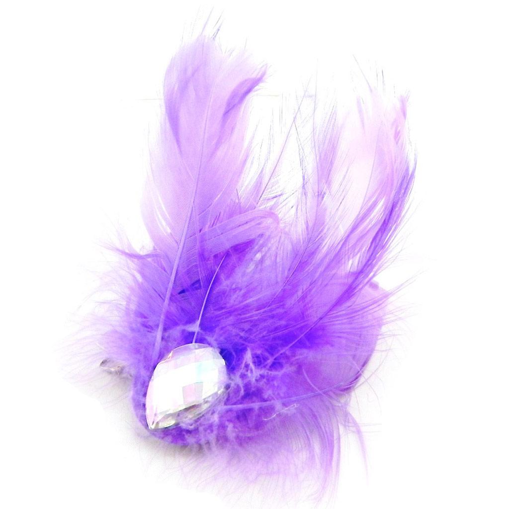 Pince créateur \'Cheyennes\' violet - [I4132]