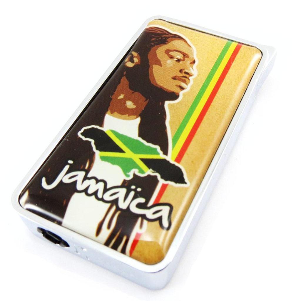 Briquet \'Jamaica\' carte - [J4360]