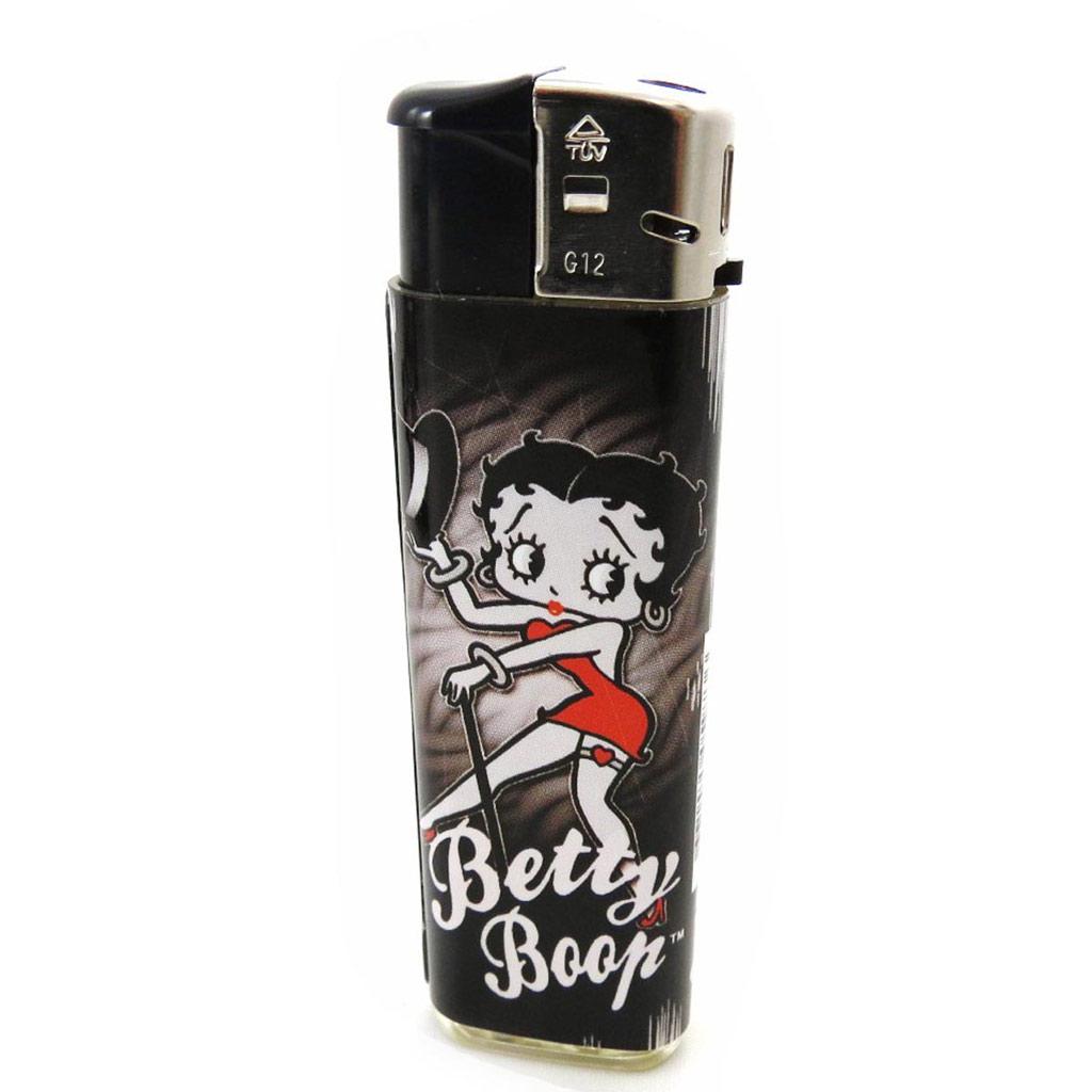 Briquet \'Betty Boop\' (chapeau) - [J4396]