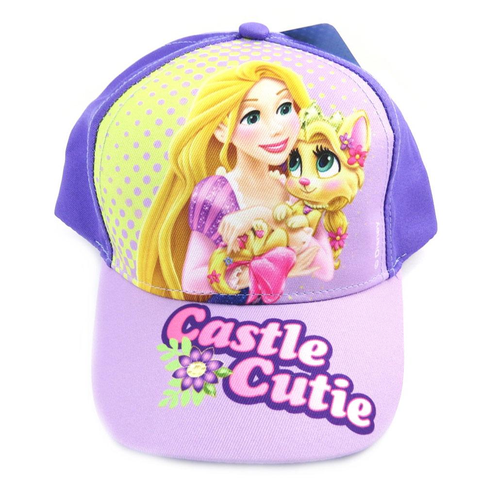 Casquette Enfant \'Palace Pets\' bleu rose (castle cutie) - [M4049]