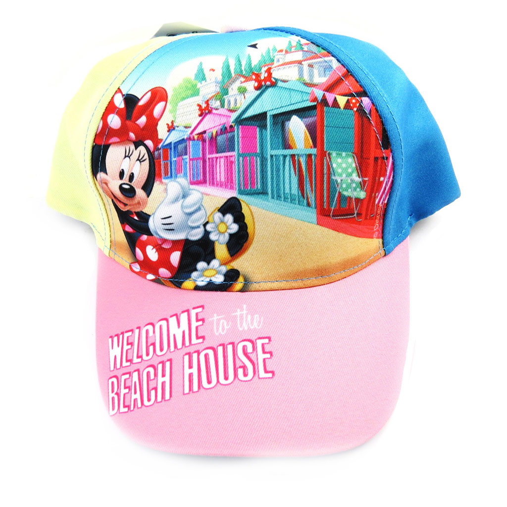 Casquette Enfant \'Minnie\' tutti frutti (Welcome to the beach house) - [M4222]