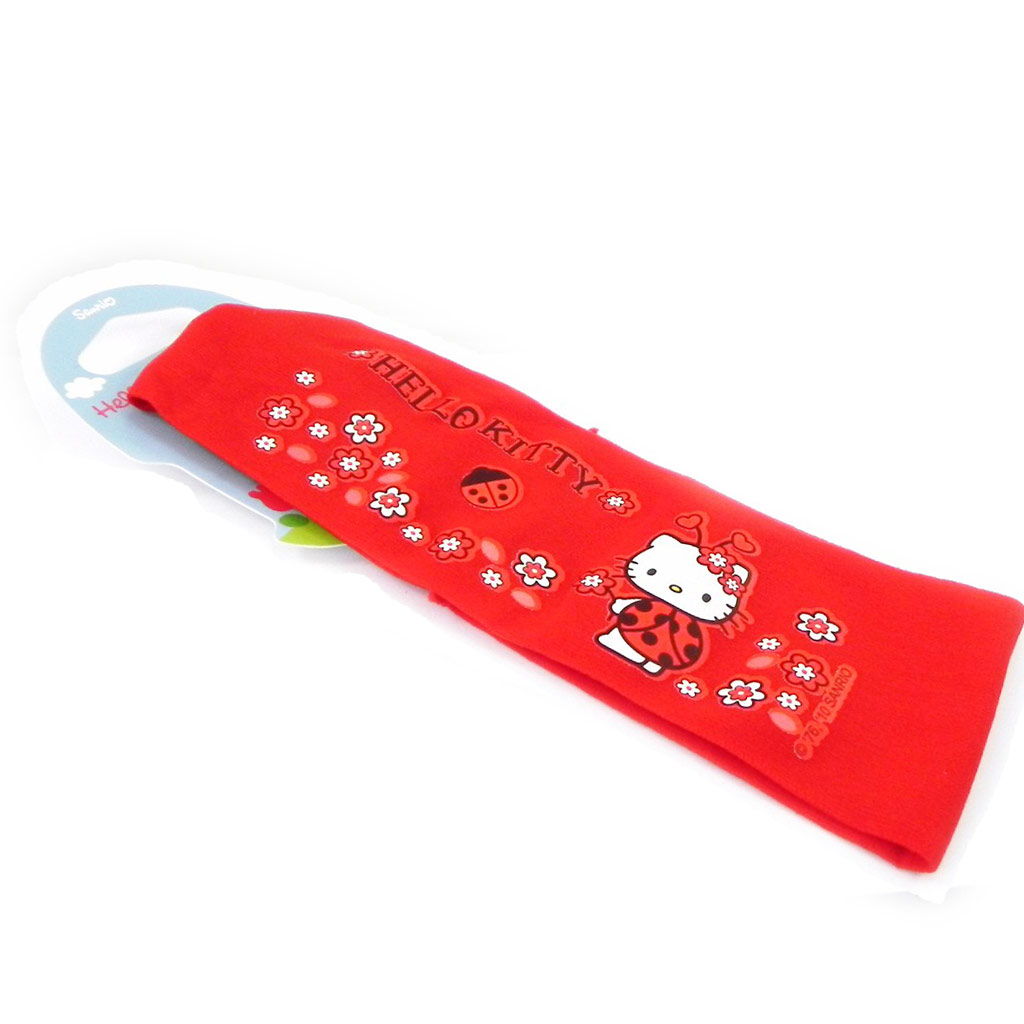 Bandeau \'Hello Kitty\' rouge - [H7234]