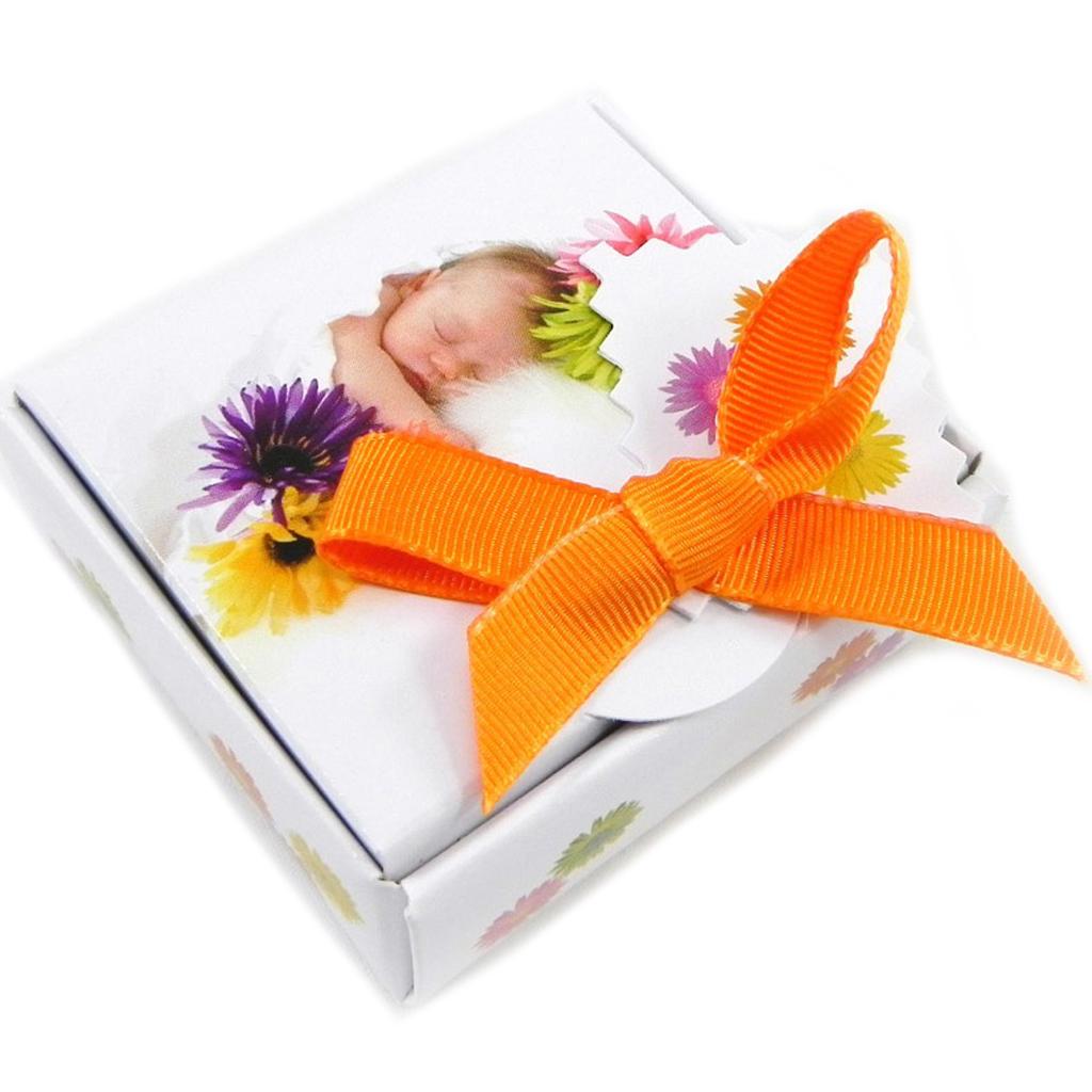 Ecrin naissance \'Petit Ange\' multicolore - [G8216]