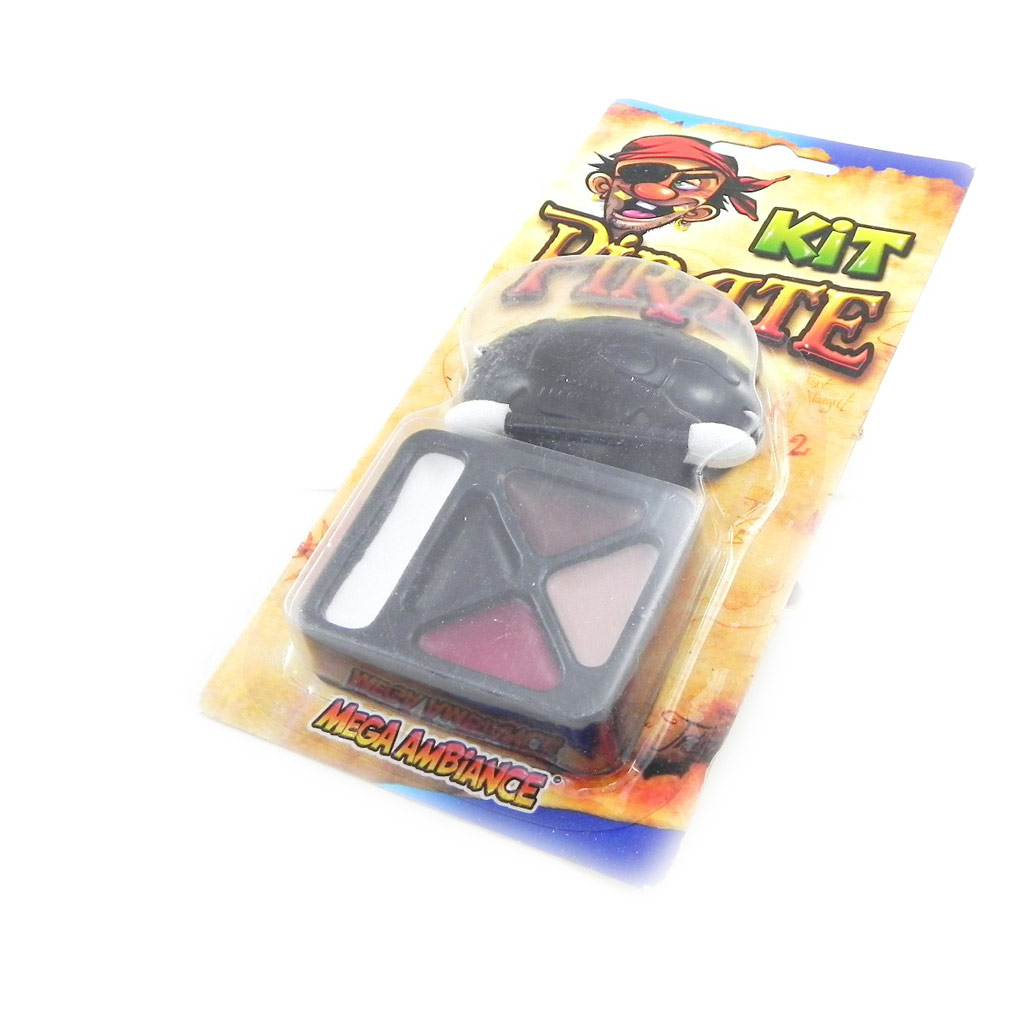 Kit maquillage \'Pirate\'  - [I6991]