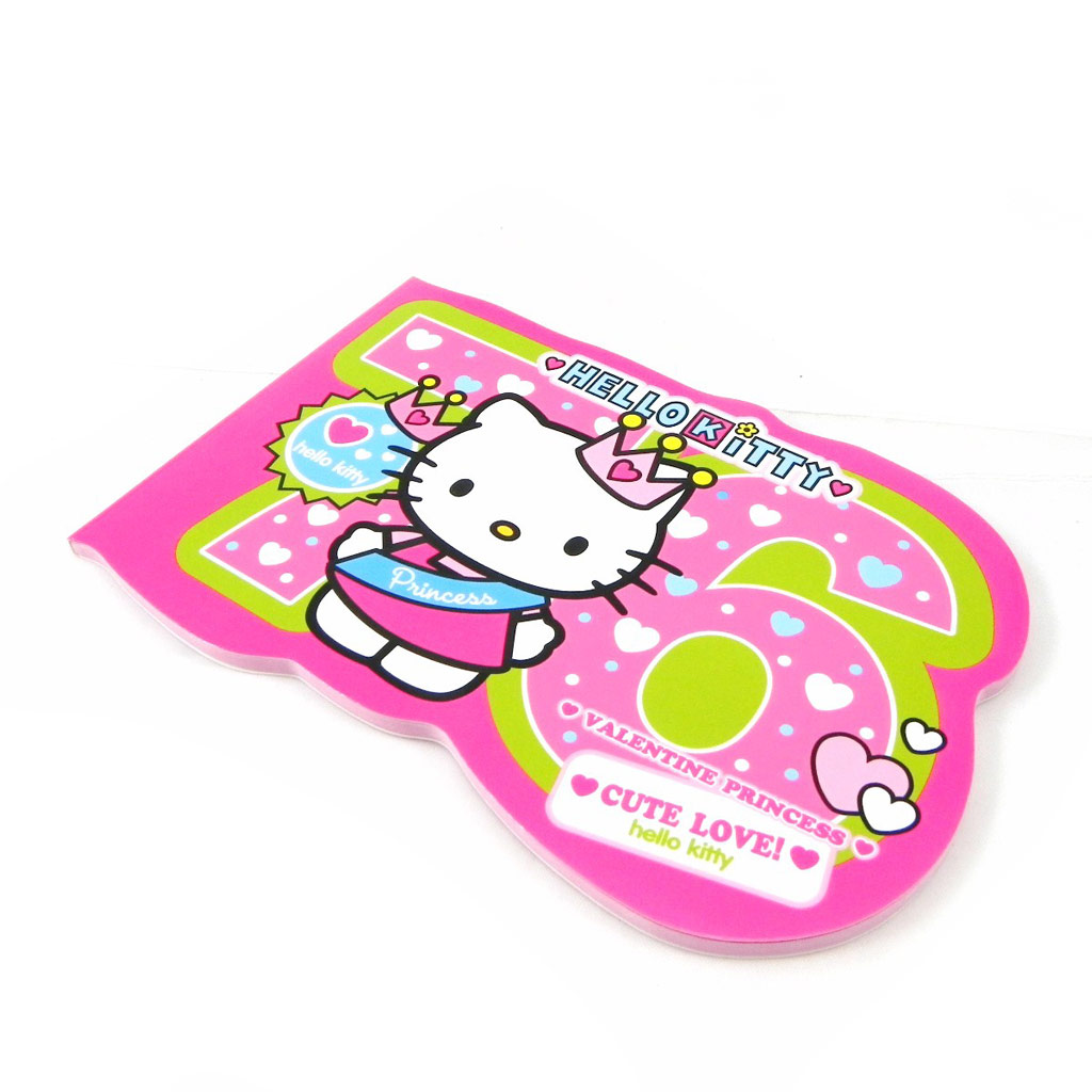 Bloc note A6 \'Hello Kitty\'  - [G8973]