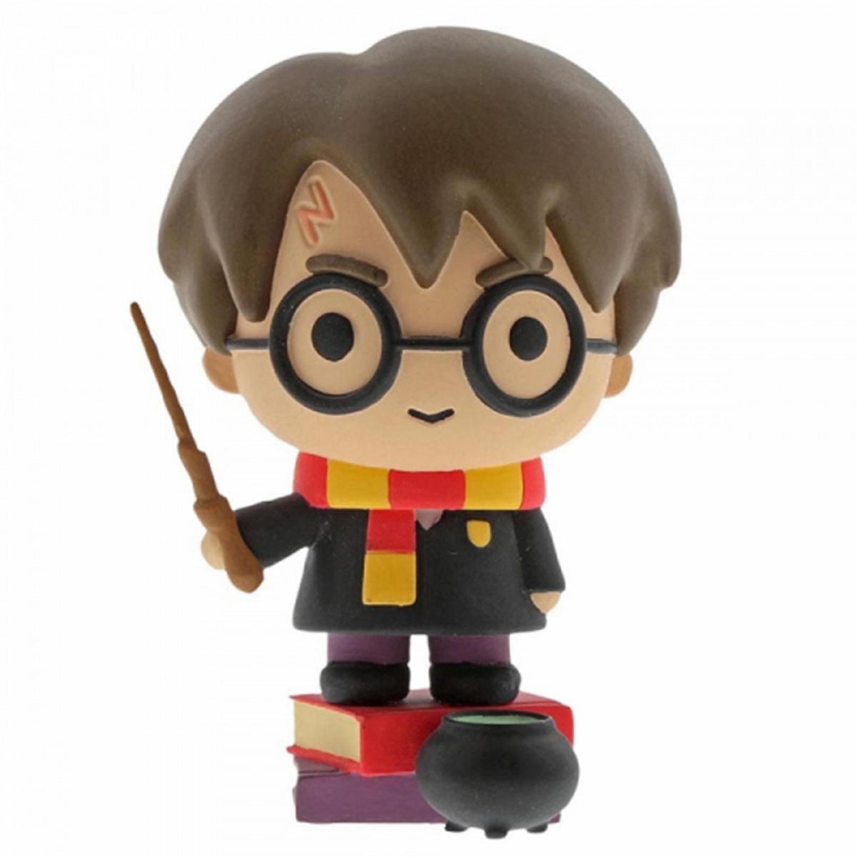 Figurine résine \'Harry Potter\' chibi style - 85x55x50 mm - [R2035]