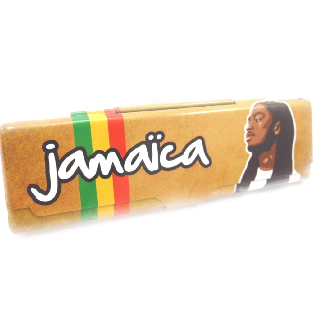 Etui à papier \'Jamaica\' tricolore - [K4974]