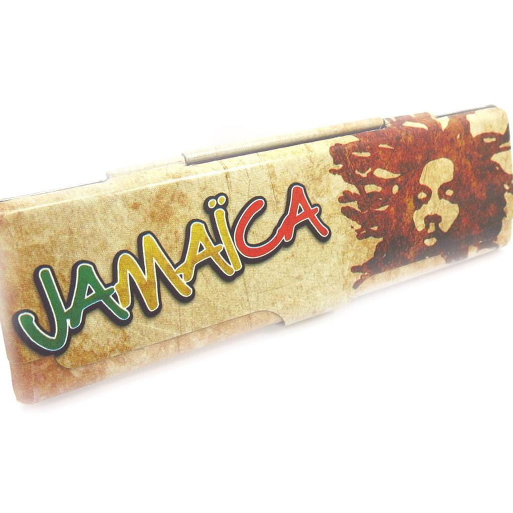 Etui à papier \'Jamaica\' tricolore - [K4975]