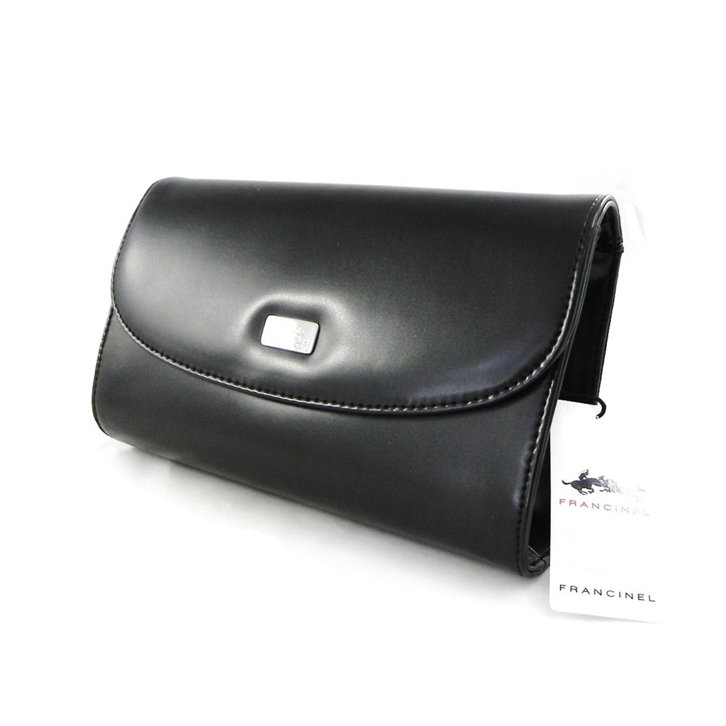 Pochette \'Cocktail\' noir - [H8445]
