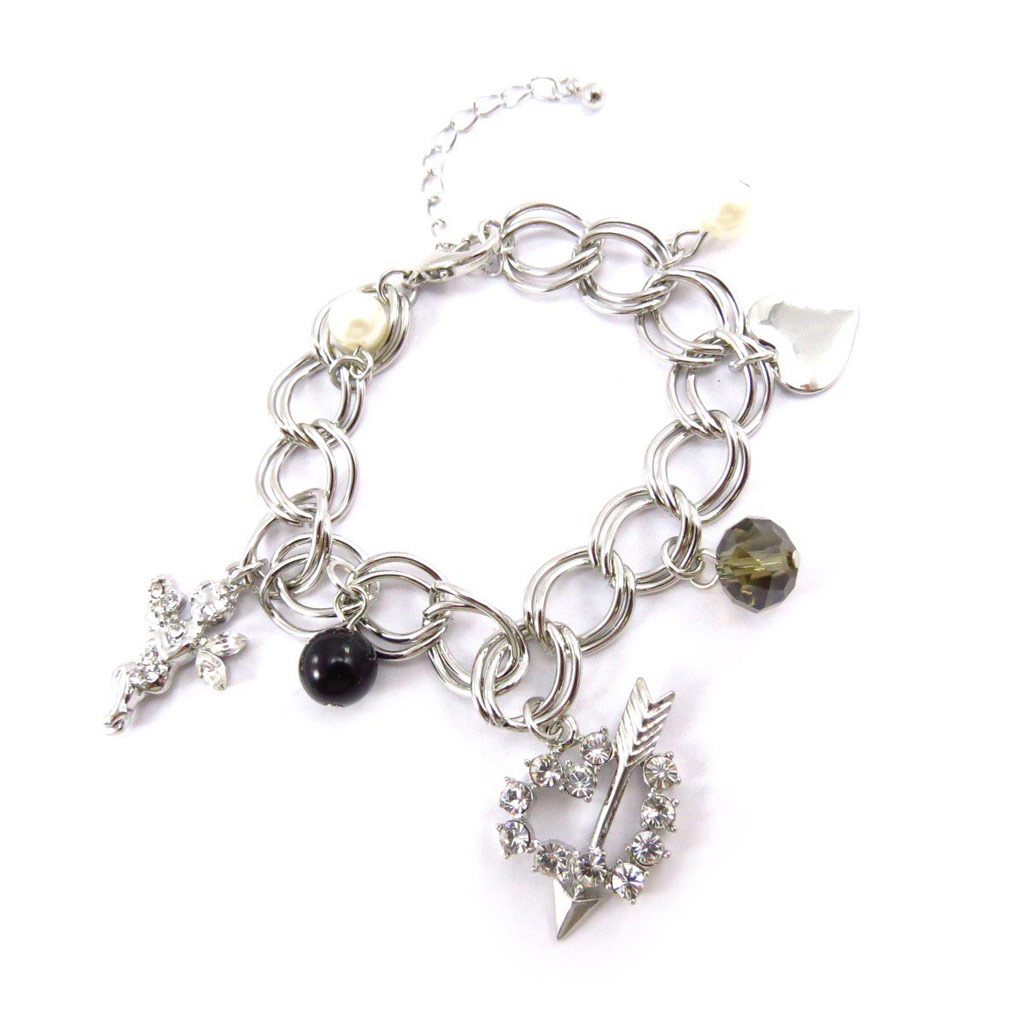 Bracelet créateur \'Scarlett\' (love) - [J6345]
