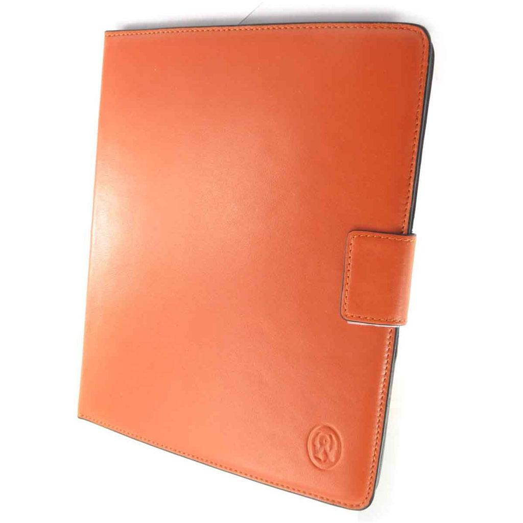 Etui Ipad \'Lafayette\' orange (Ipad 2 / 3) - [J6567]