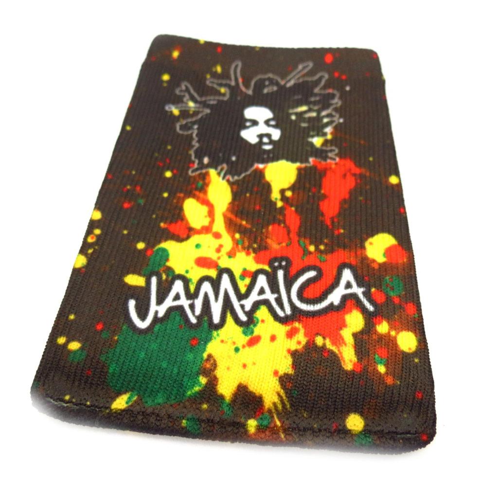 Chaussette Portable \'Jamaica\' peinture - [K5397]