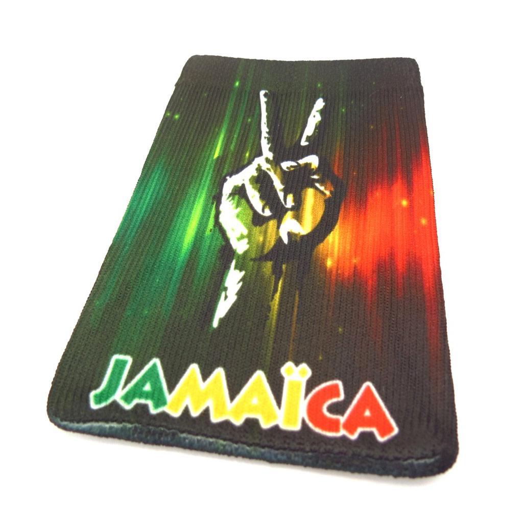 Chaussette Portable \'Jamaica\' victoire - [K5398]