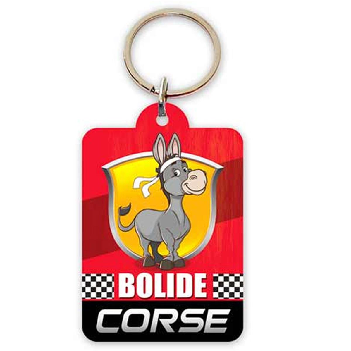 Porte-Clés \'Corsica\' (Bolide Corse) - 65x45 cm - [R2307]