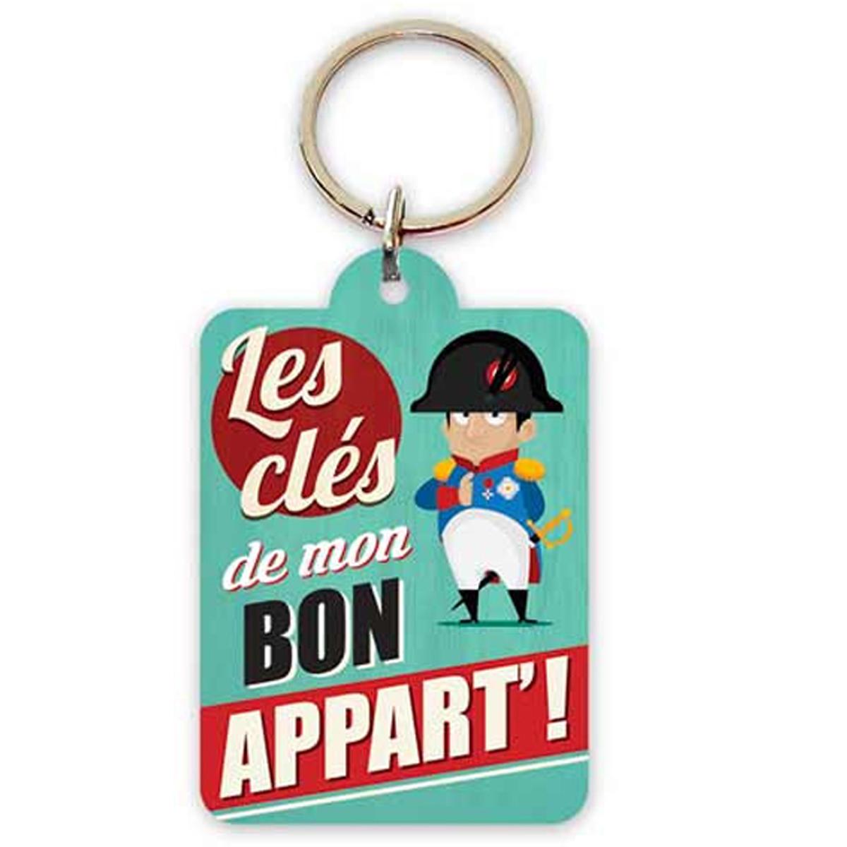 Porte-Clés \'Corsica\' (les clés de mon Bon Appart\'!) - 65x45 cm - [R2308]