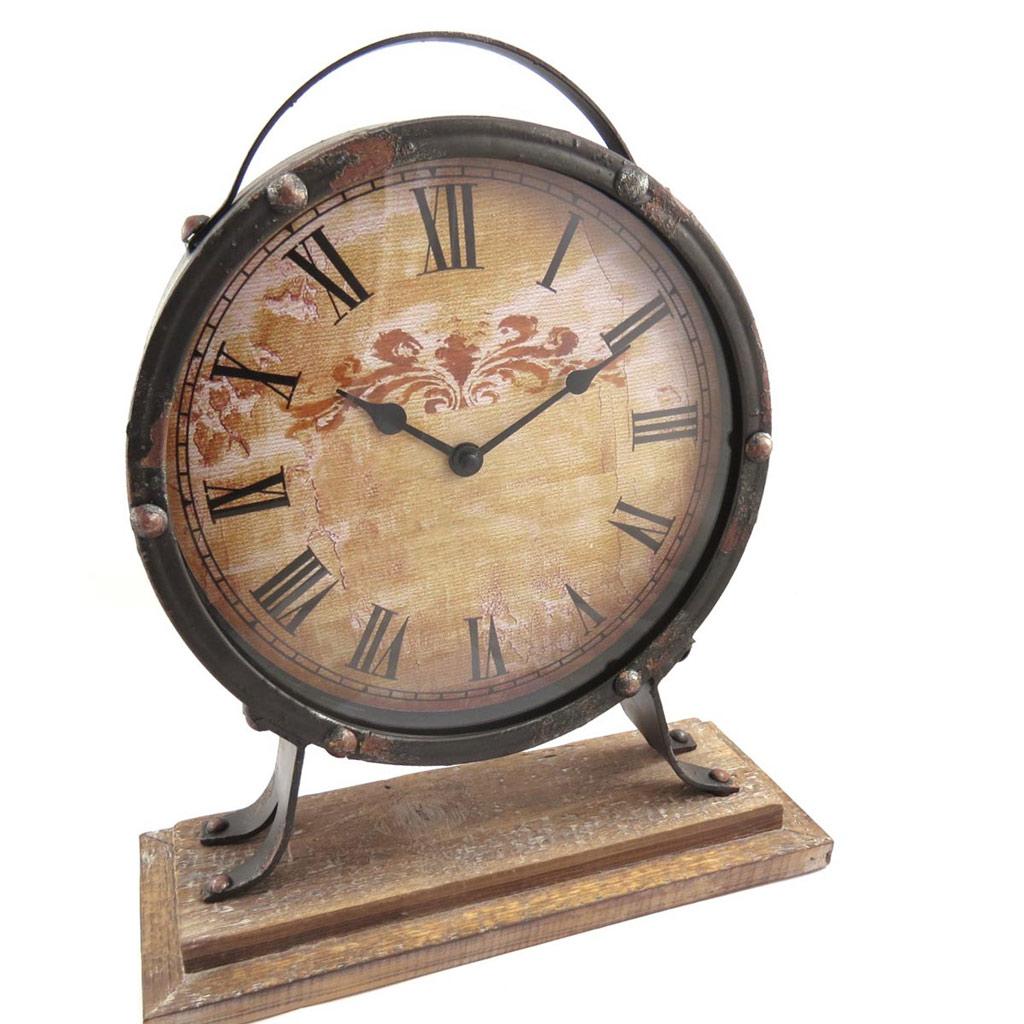 Horloge \'Terroir Français\' vintage - [J7853]