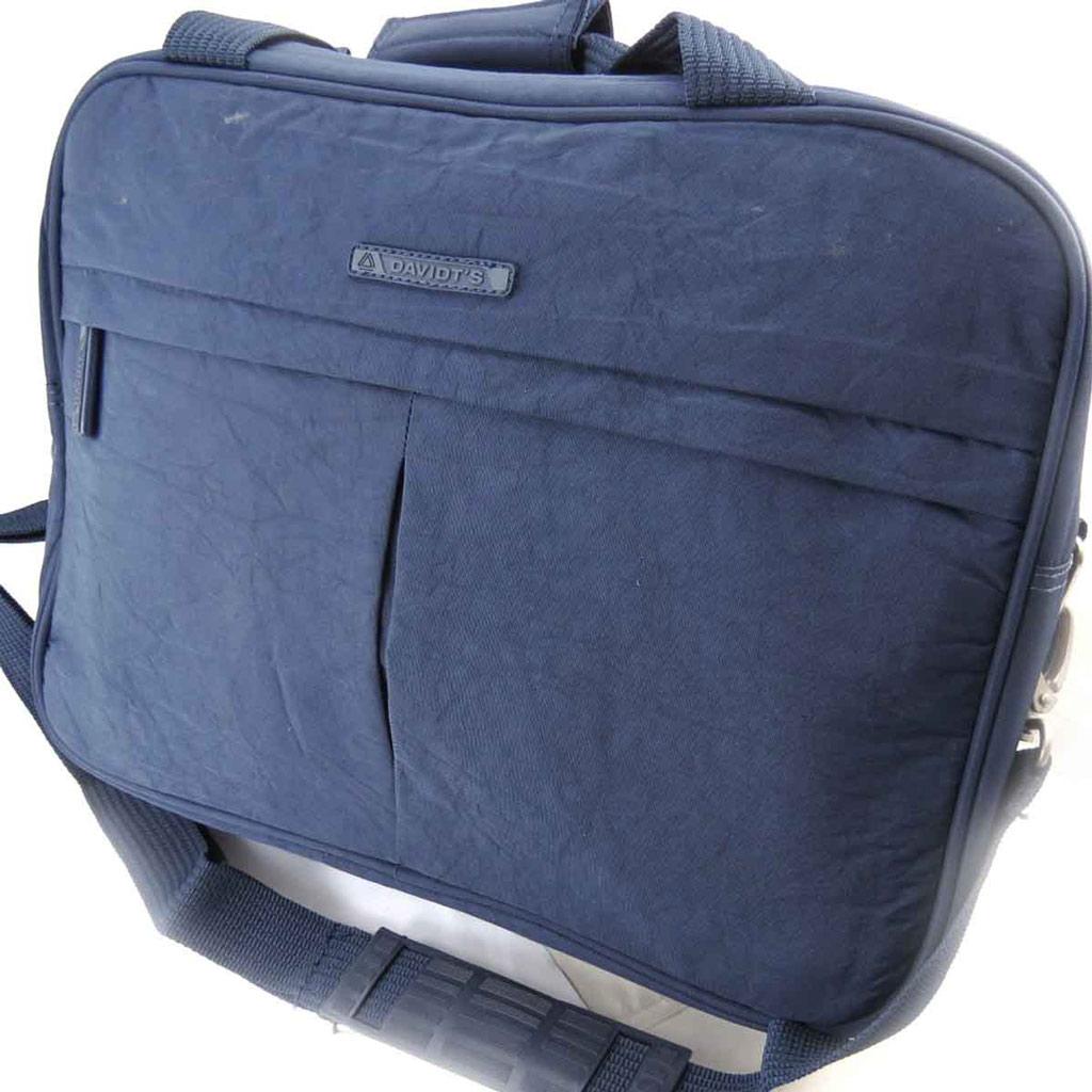 Petit sac de voyage \'Mike\' marine - [J8432]
