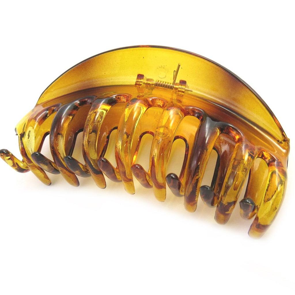 Pince \'Simplicité\' ambre (10x5x34 cm) - [M7544]