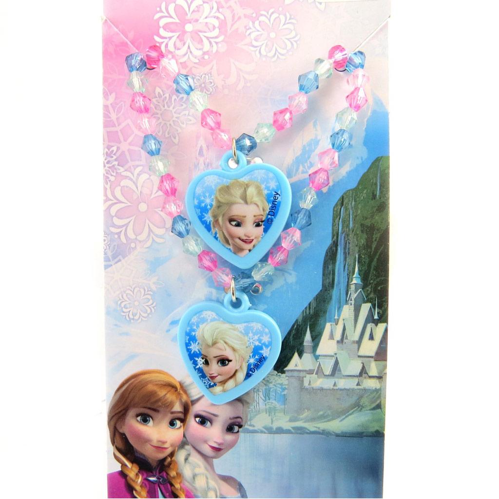 Parure \'Frozen - Reine des Neiges\' bleu  - [M9795]