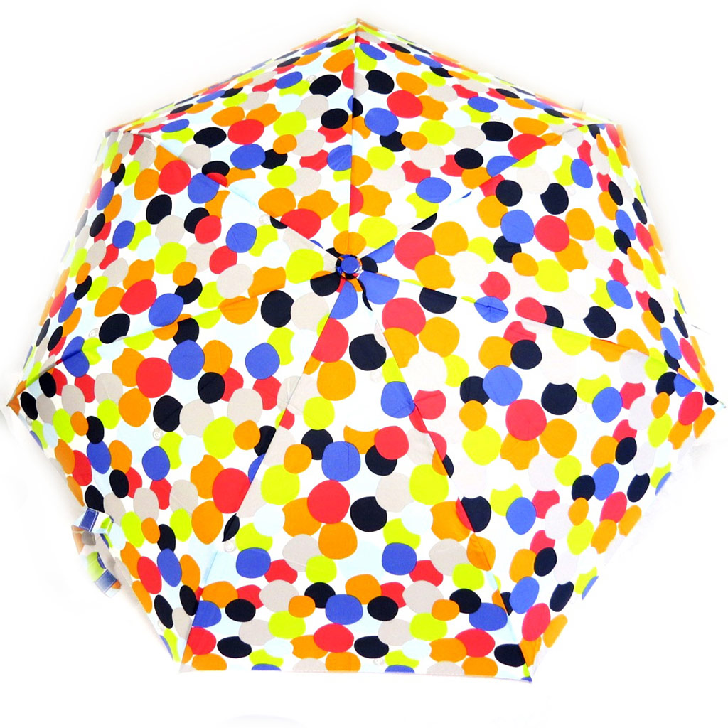 Parapluie automatique \'Joy Heart\' tutti frutti - [M9839]