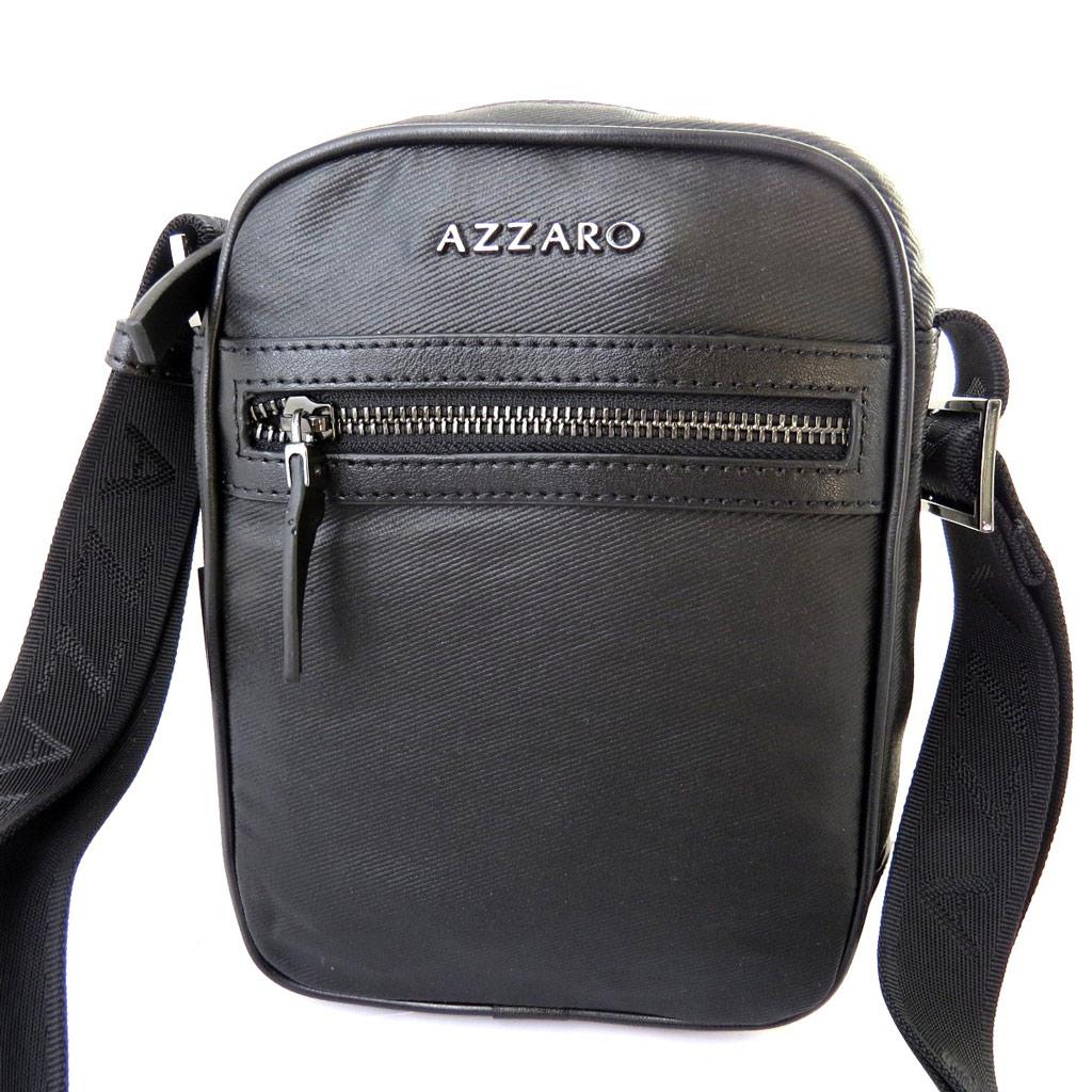 Porté-croisé \'Azzaro\' noir - 205x16x6 cm - [M9855]