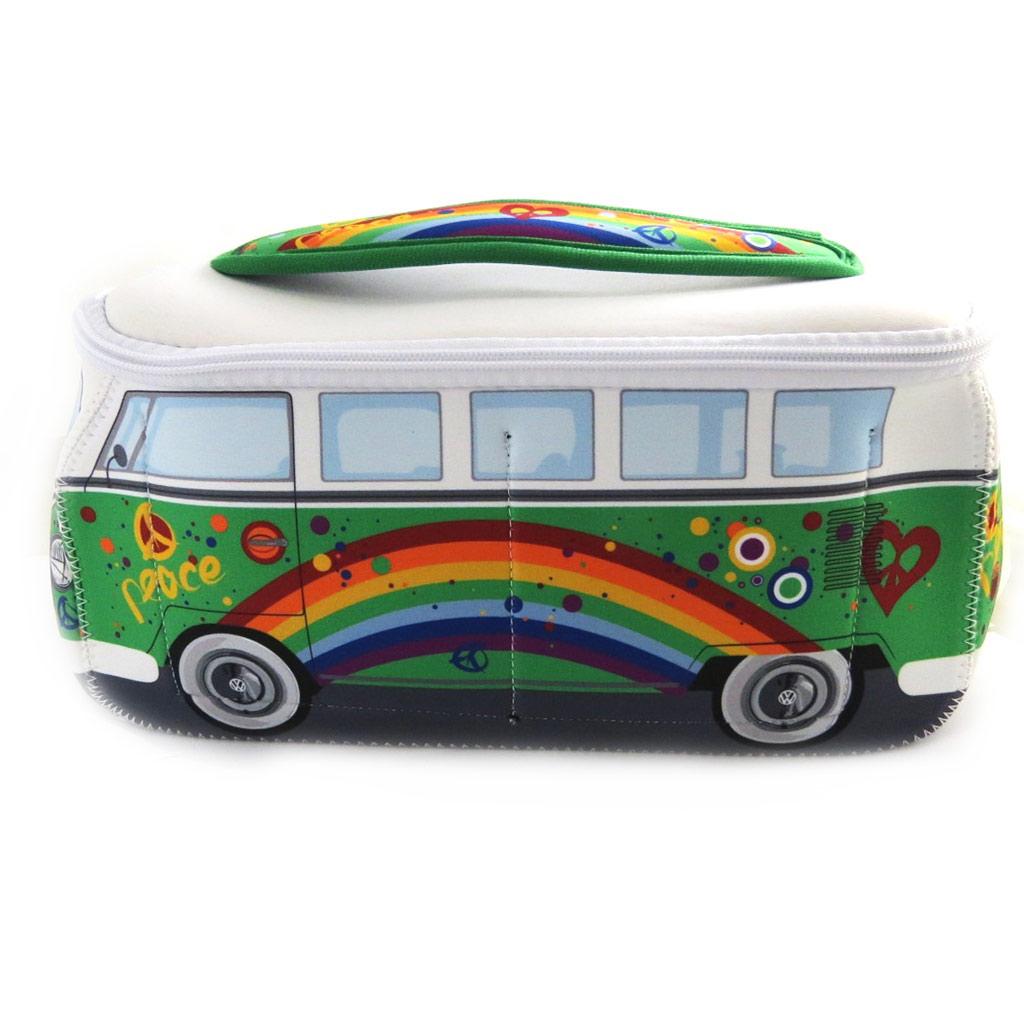 Trousse de toilette \'Volkswagen\' vert multicolore - 29x13x115 cm - [M9883]