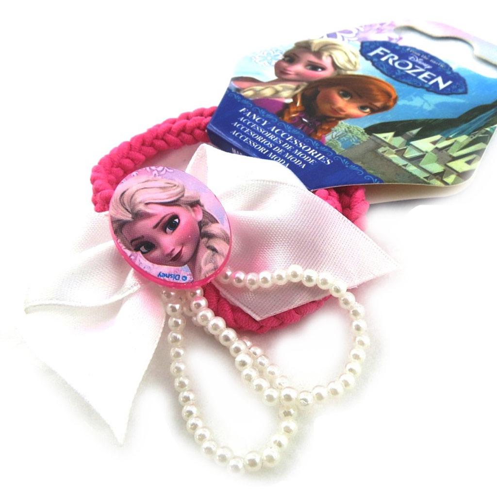 Bracelet créateur \'Frozen - Reine des Neiges\'  rose - [N0450]