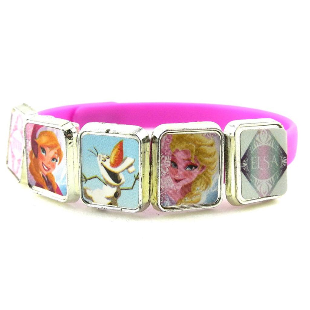 Bracelet créateur \'Frozen - Reine des Neiges\' tutti frutti - [N0465]