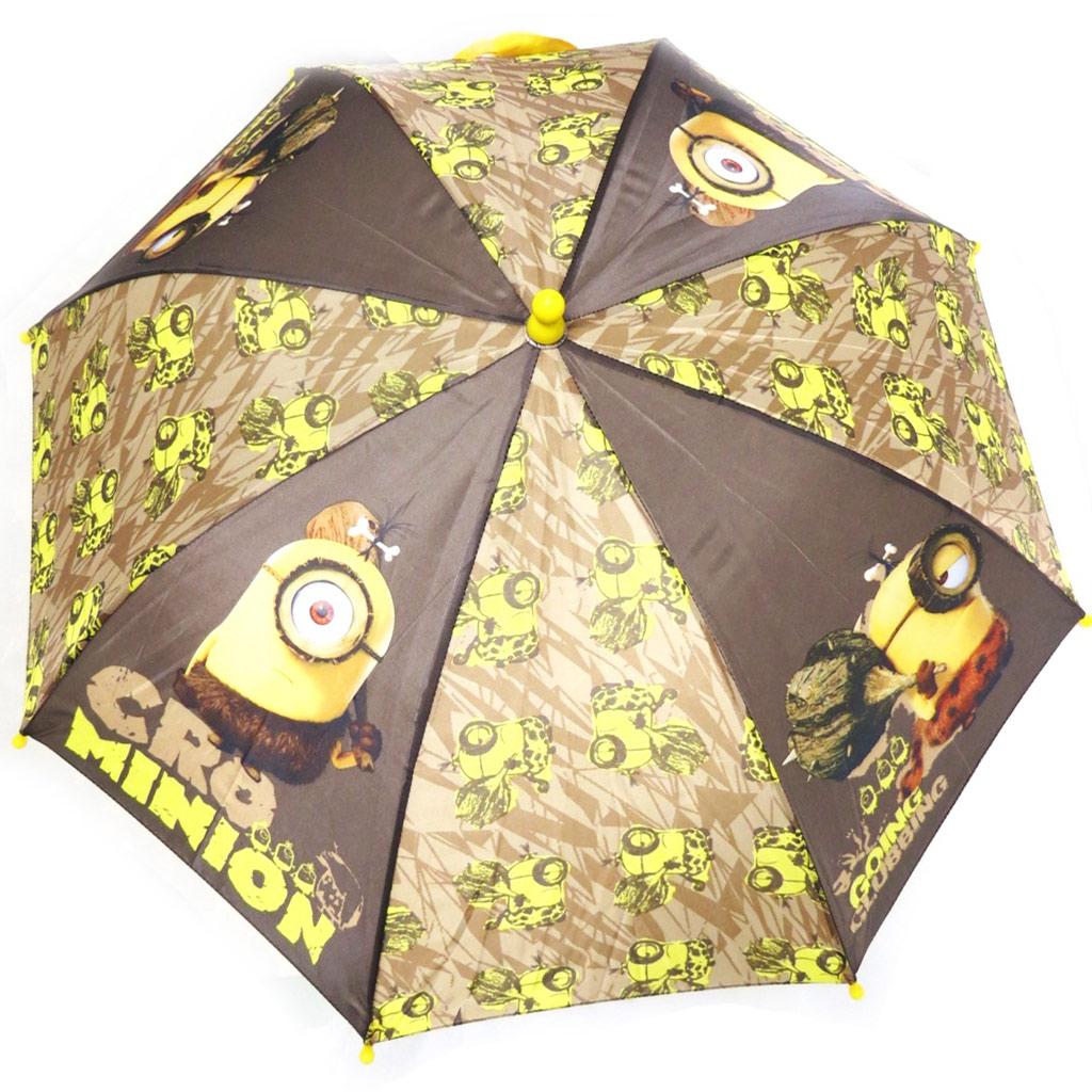 Parapluie Enfant \'Minions\' marron (63 cm) - [N0499]