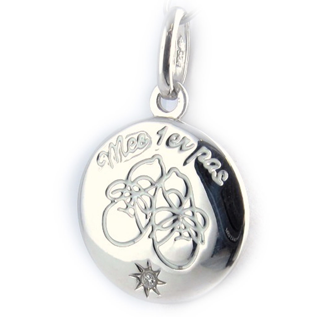 Médaille argent \'Mes 1er pas\'  - [L1378]