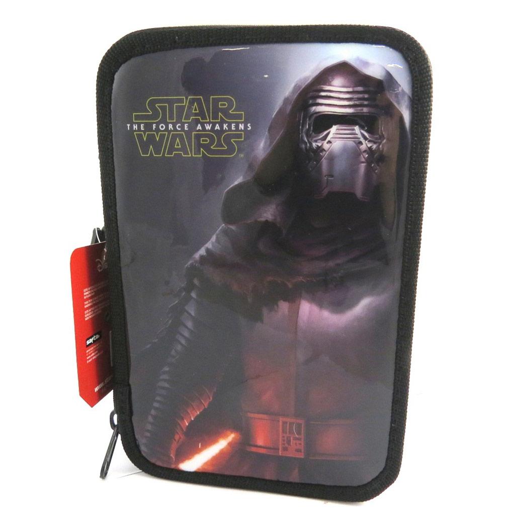 Trousse garnie \'Star Wars\' 3 compartiments (20x12x6 cm) - [N1375]