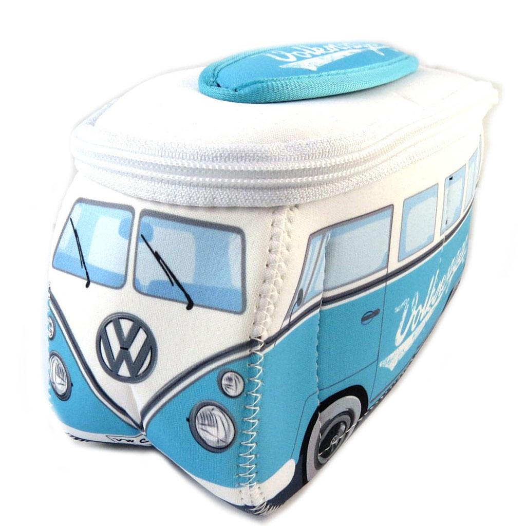 Trousse de toilette \'Volkswagen\' bleu blanc - 23x13x75 cm - [P1125]