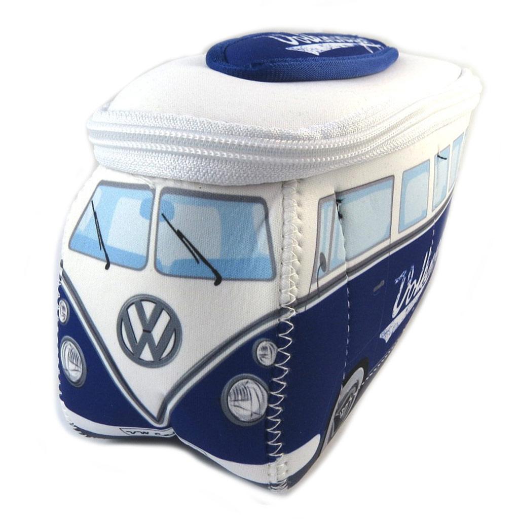 Trousse de toilette \'Volkswagen\' marine blanc - 23x13x75 cm - [P1134]