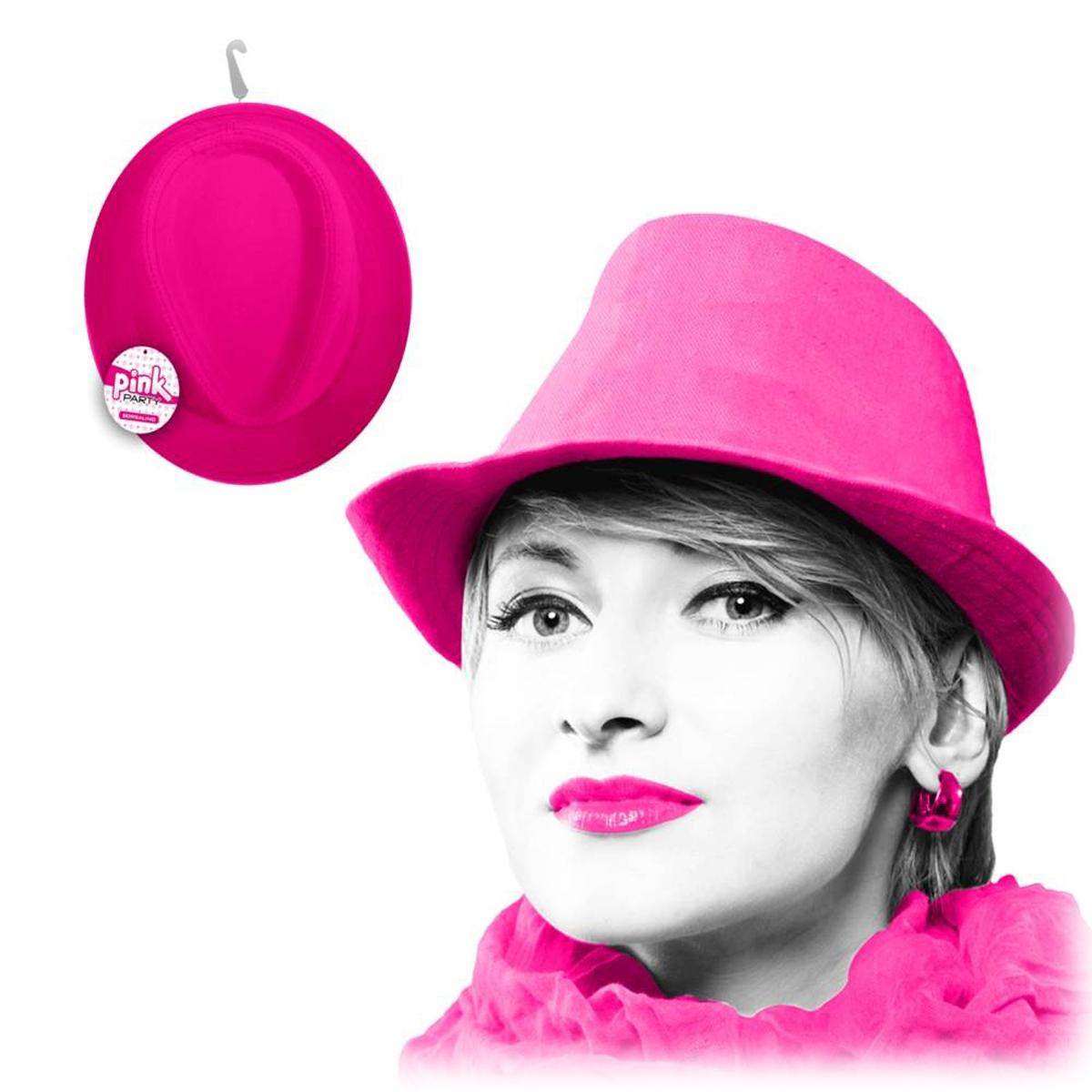Borsalino \'Pink Party\' rose (team EVJF) - [Q1207]