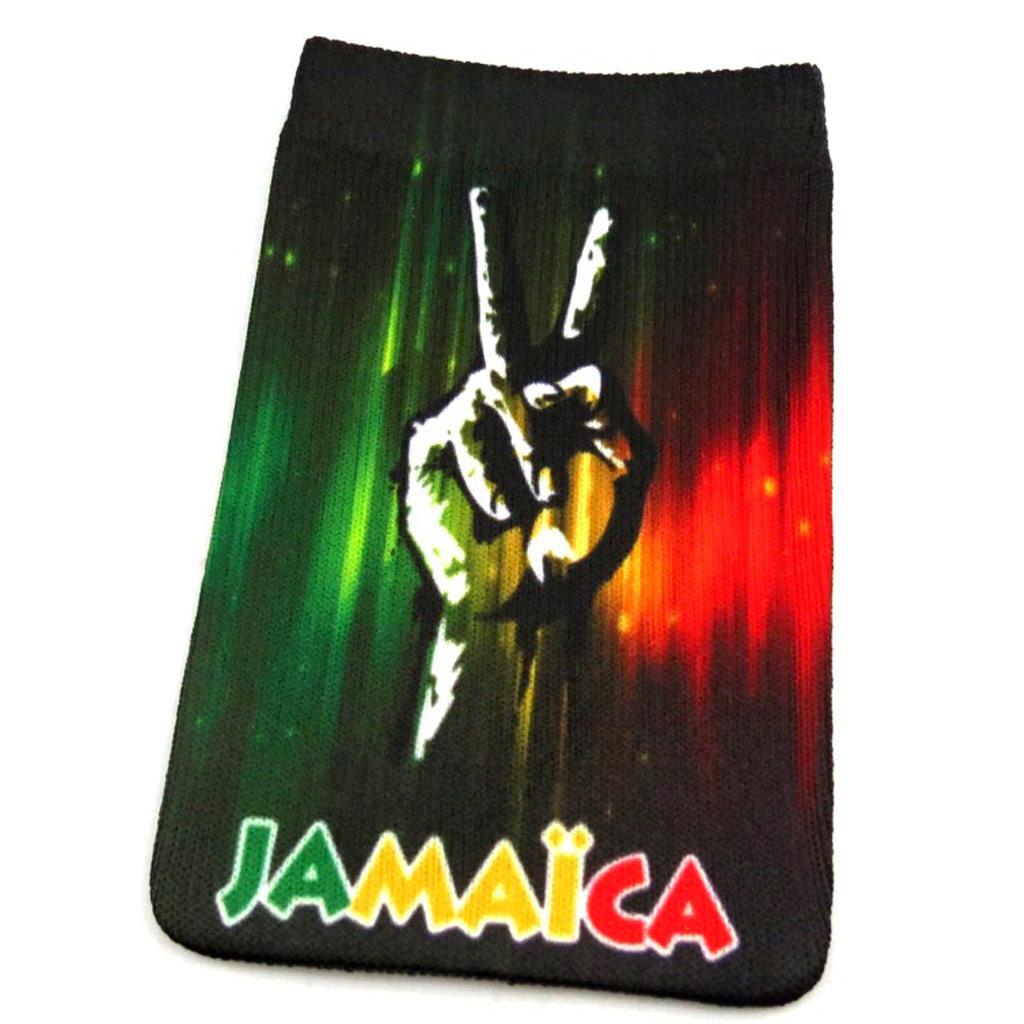 Chaussette Portable \'Jamaica\' victoire - [L2457]