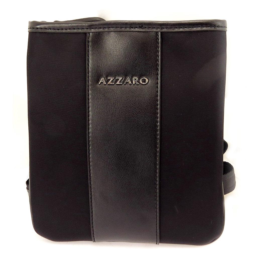 Porté-croisé \'Azzaro\' noir  - [L2491]