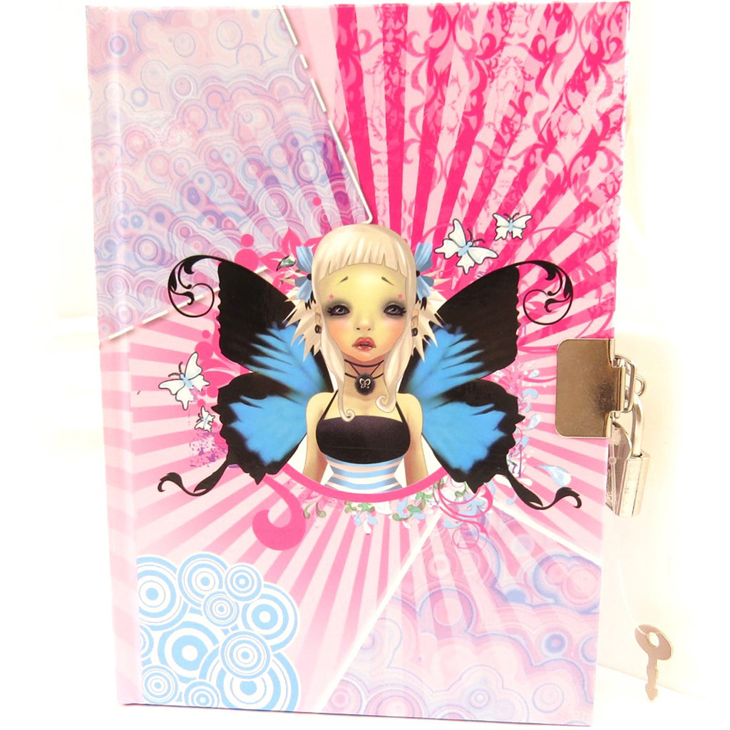 Journal Intime \'Fairy Dreams\' rose - [L3971]