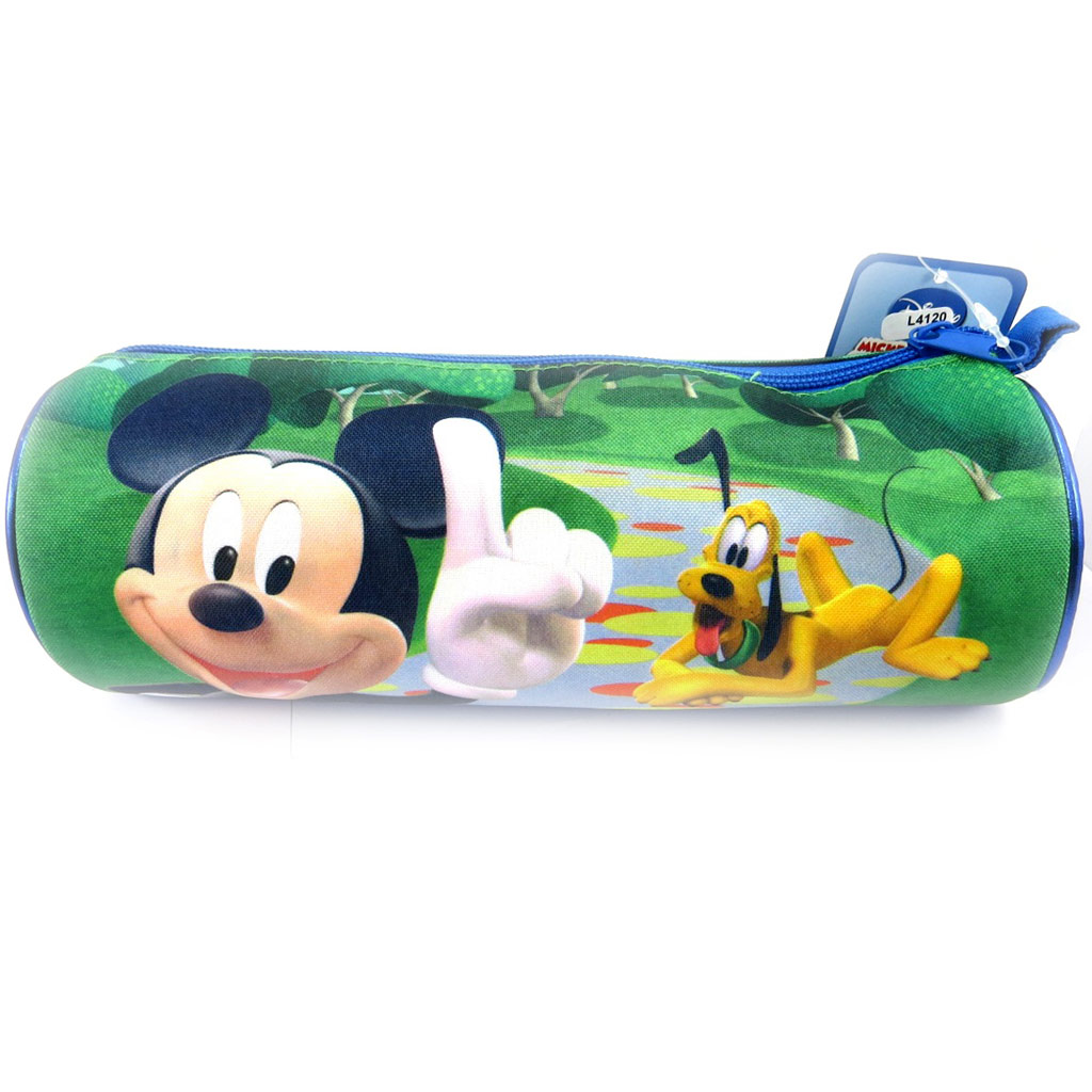 Trousse \'Mickey\' vert - [L4120]