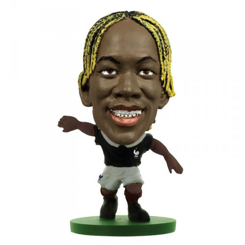 Figurine football \'Bacary Sagna\' FFF - Equipe de France - [N6385]
