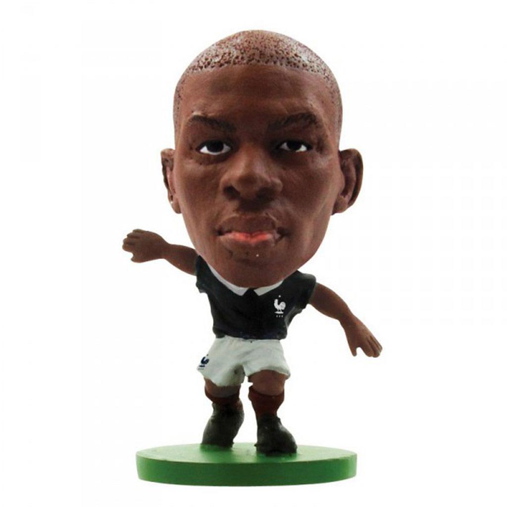 Figurine football \'Abou Diaby\' FFF - Equipe de France - [N6387]