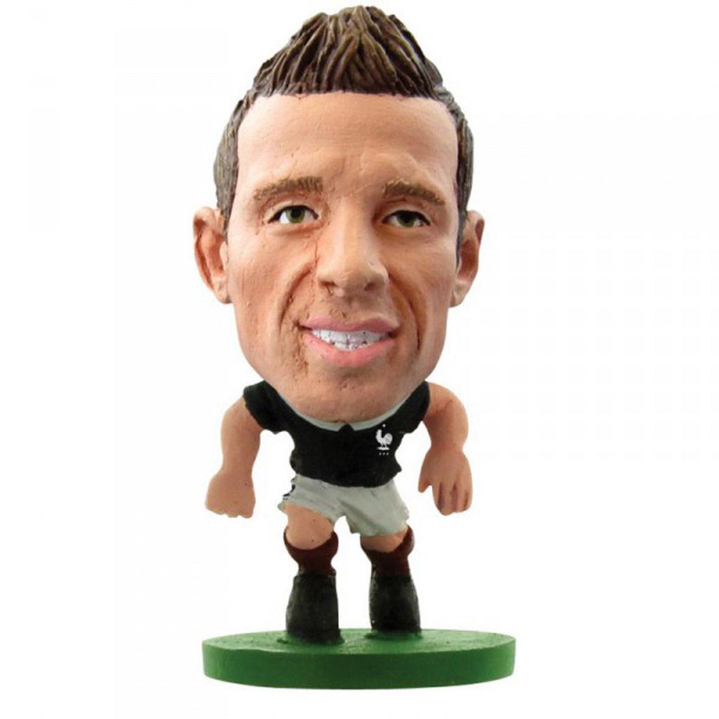 Figurine football \'Yohan Cabaye\' FFF - Equipe de France - [N6431]