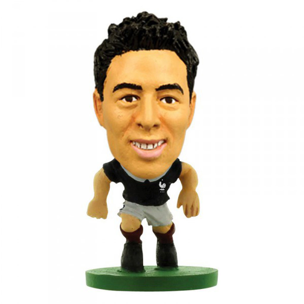 Figurine football \'Samir Nasri\' FFF - Equipe de France - [N6432]