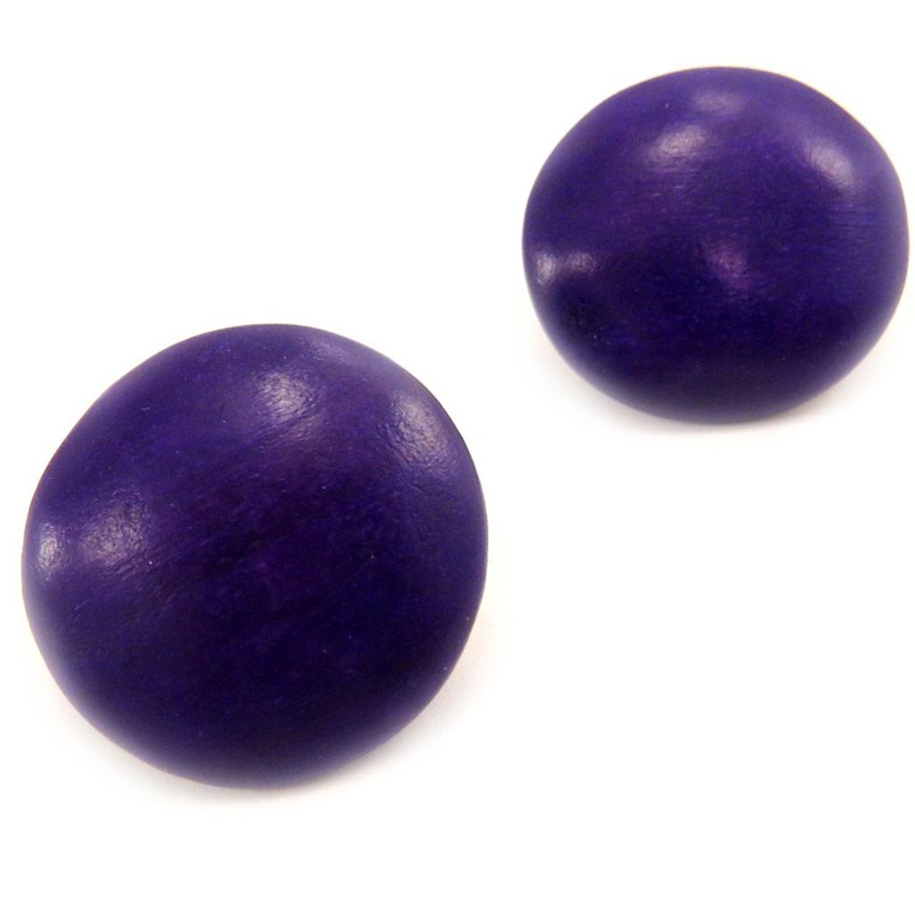 Clips \'Amazonia\' bois violet (25 cm) - [L5129]