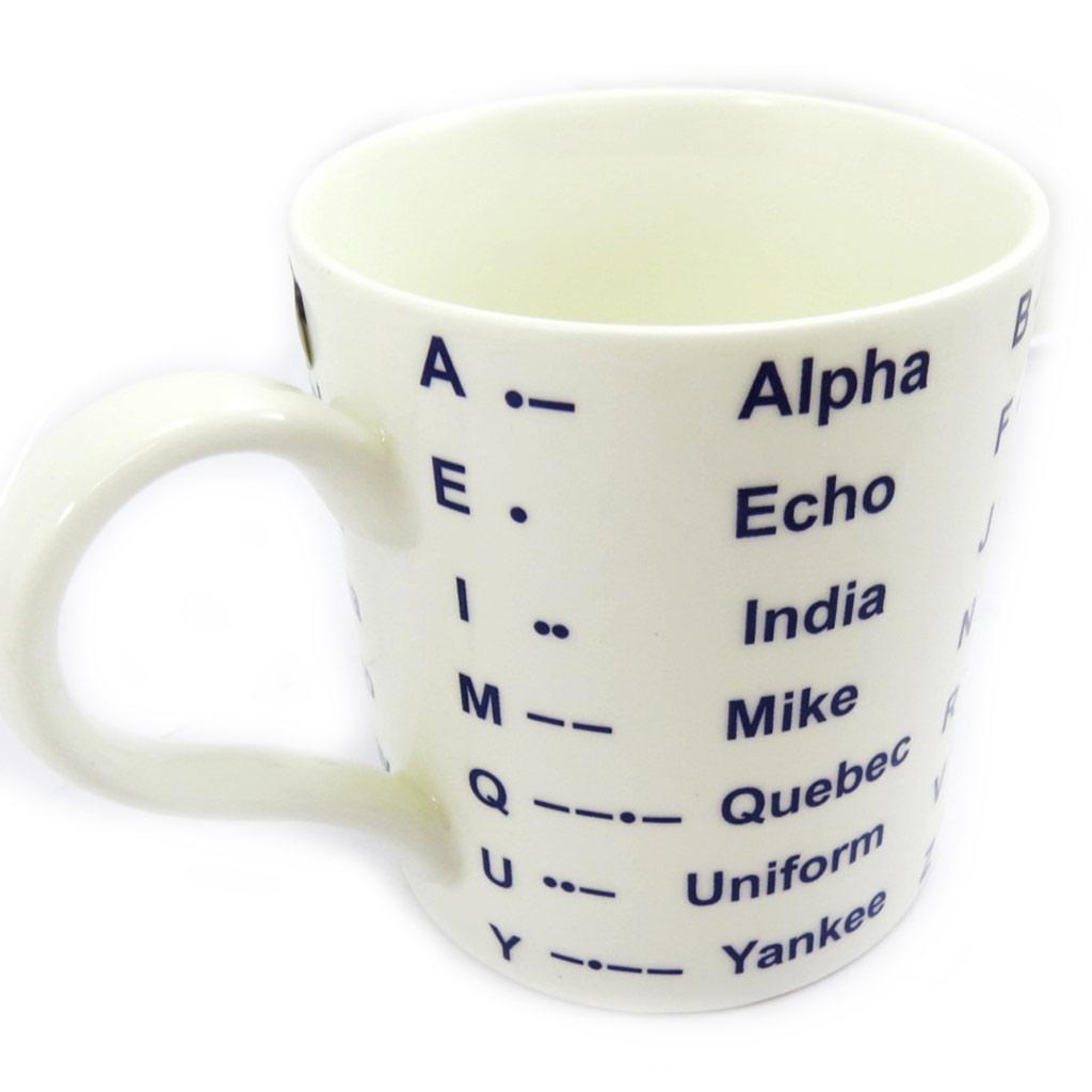 Mug \'Alphabet\'  - [L6048]