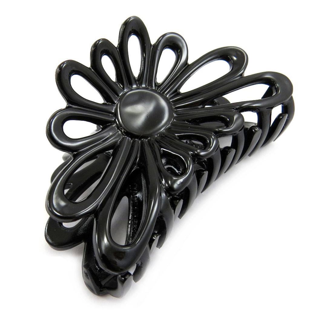 Pince \'Simplicité\' noir - [L6213]