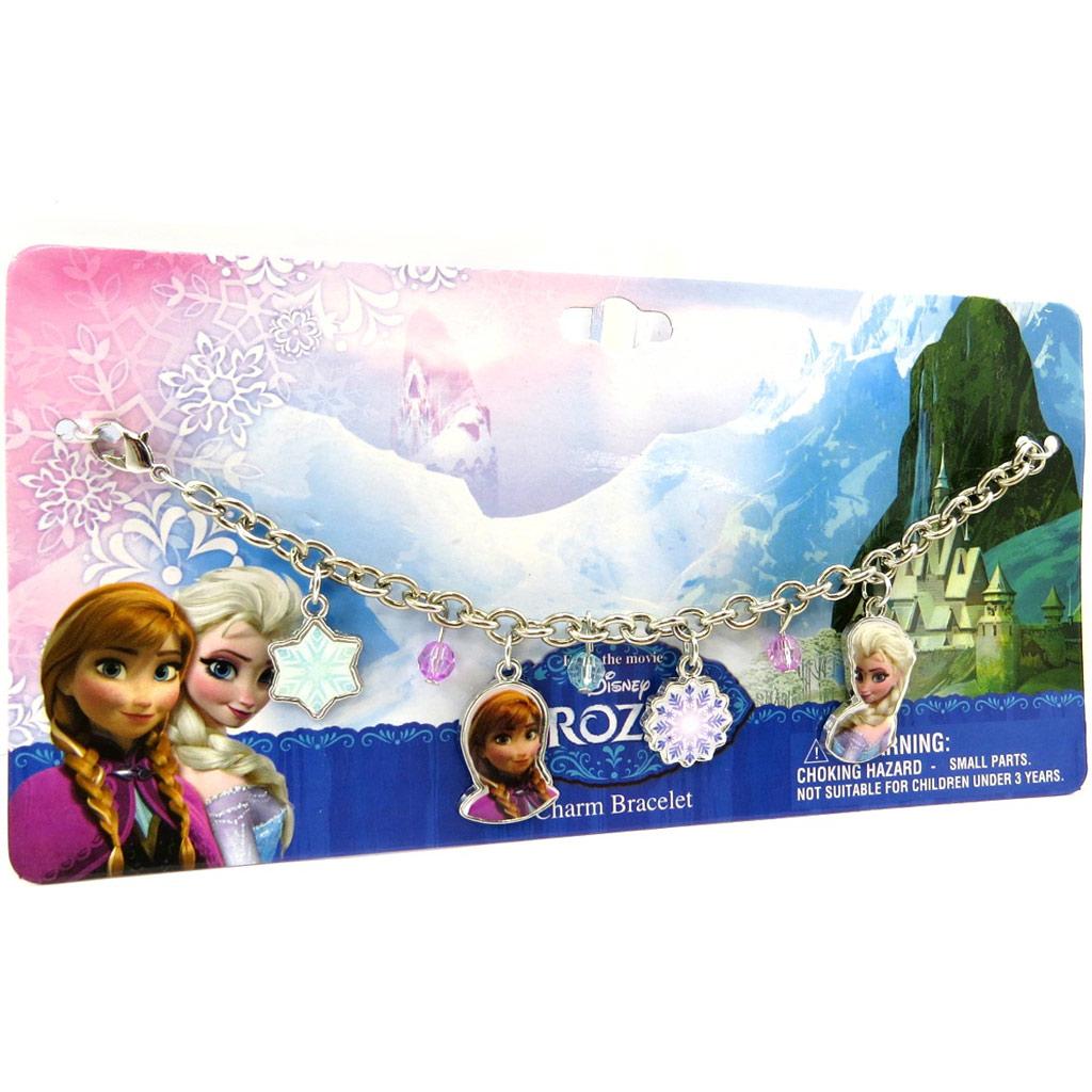 Bracelet créateur \'Frozen - Reine des Neiges\'   - [L6910]