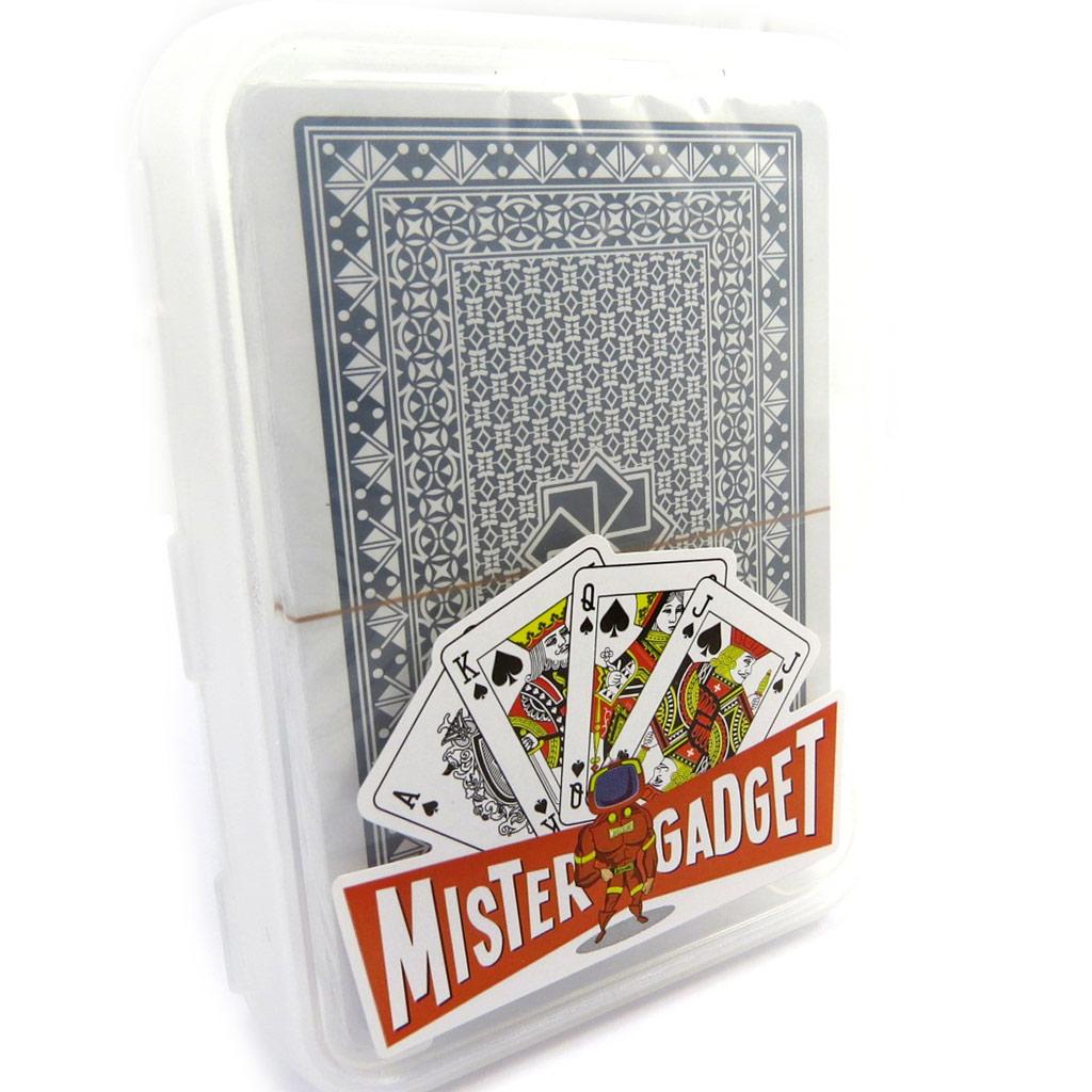 Coffret \'Jeu de Cartes\' (54 cartes) - [L9029]