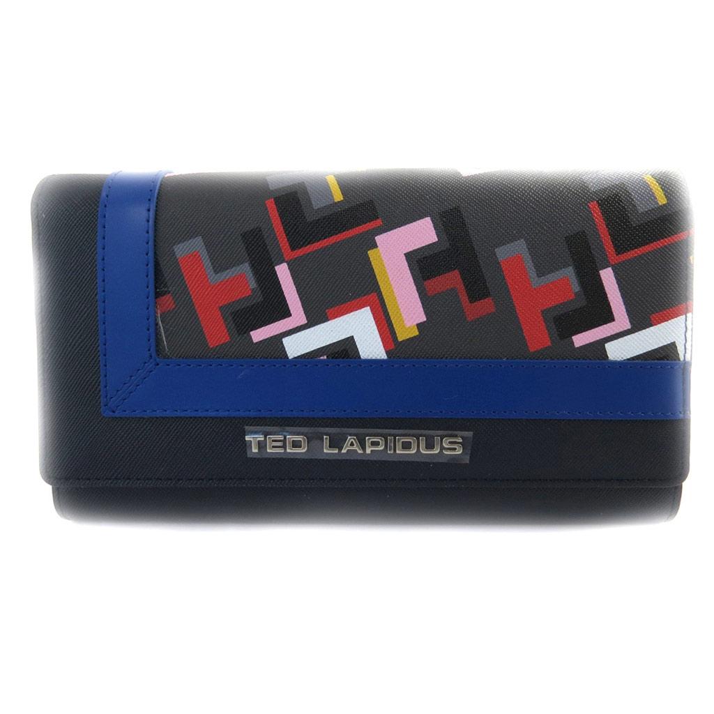 Compagnon \'Ted Lapidus\' bleu - [L9939]
