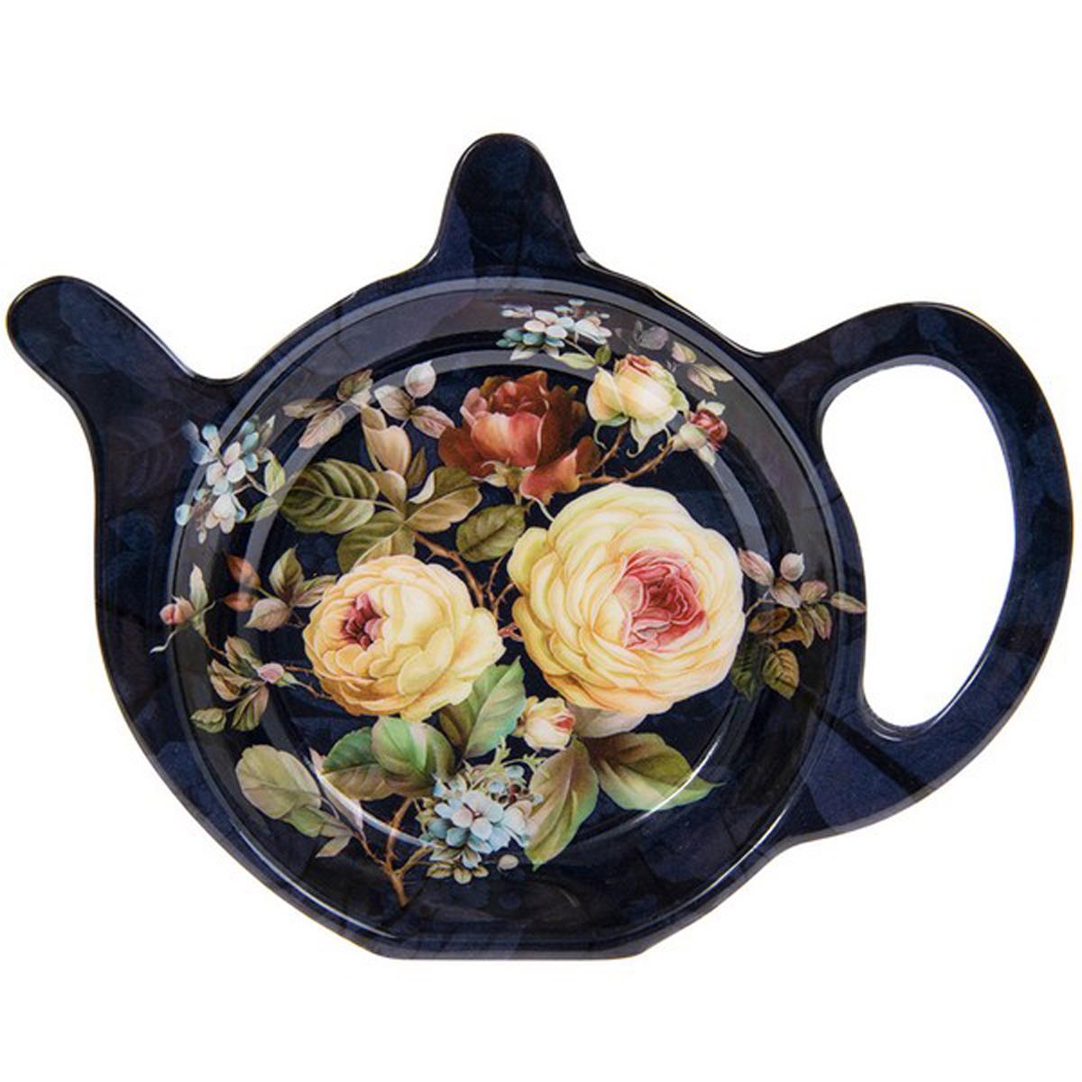Repose sachets \'Jardin Botanique\' marine multicolore (Rose Blossom) - 12x98 cm - [Q9793]